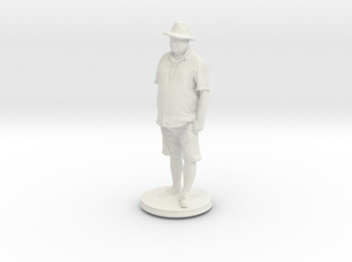 Printle C Homme 401 - 1/35 3d printed