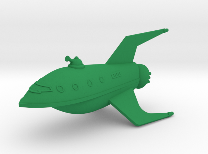 Planet Express 3d printed