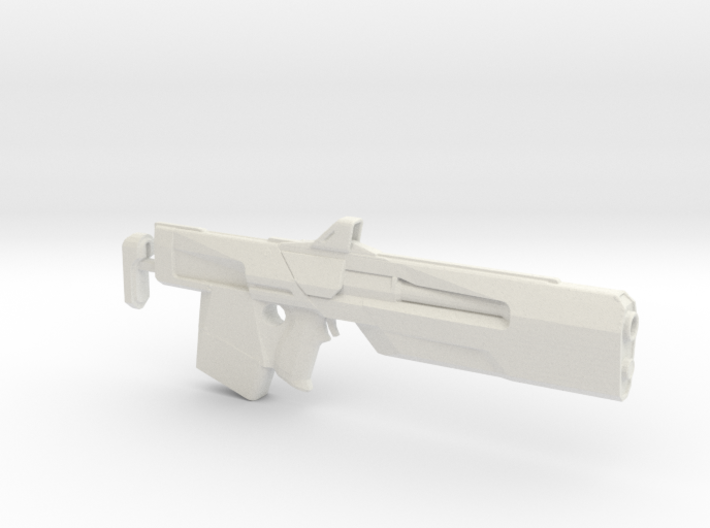 The Jade Rabbit (1:10 Scale) 3d printed