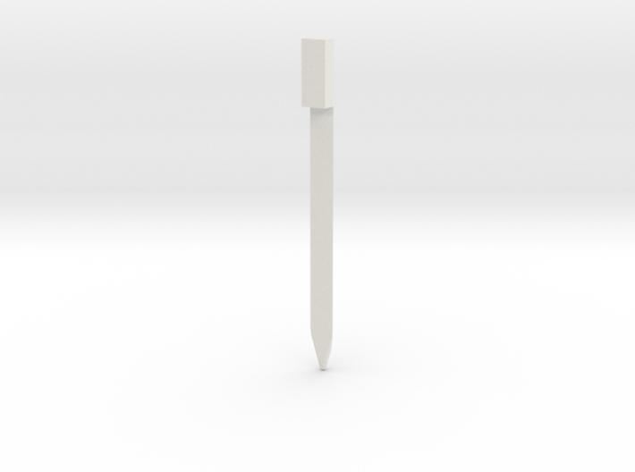 Volt Meter Gauge Needle 3d printed
