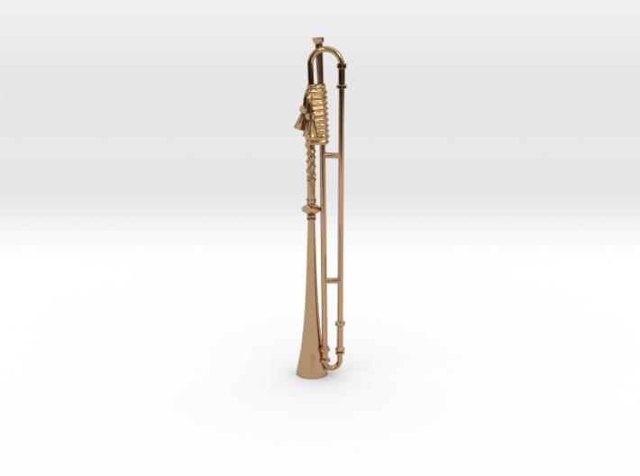 Trumpet 3d printed