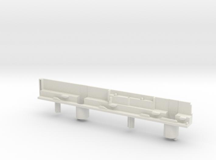 Panasonic Q Drive Rail (R) 3d printed