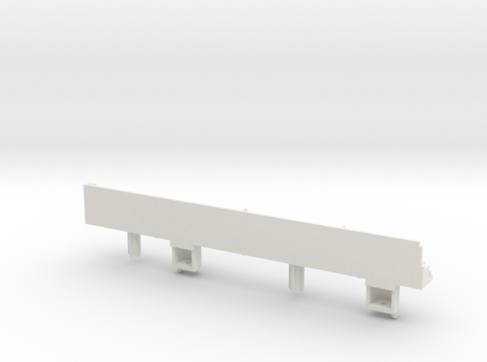 Panasonic Q Drive Rail (L) 3d printed