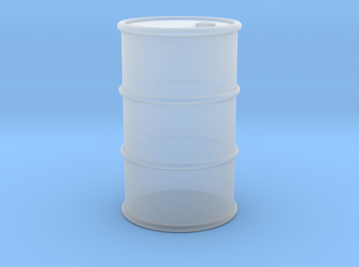 Drum Barrel 3d printed