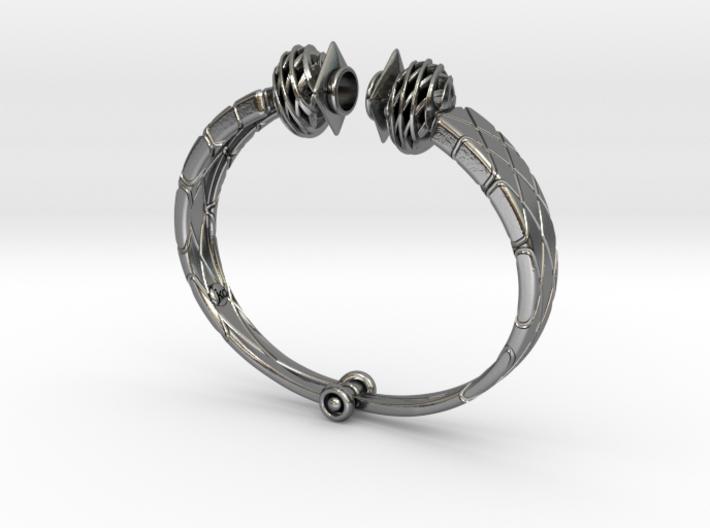 bracelet for Egyptian Fellah Woman 3d printed