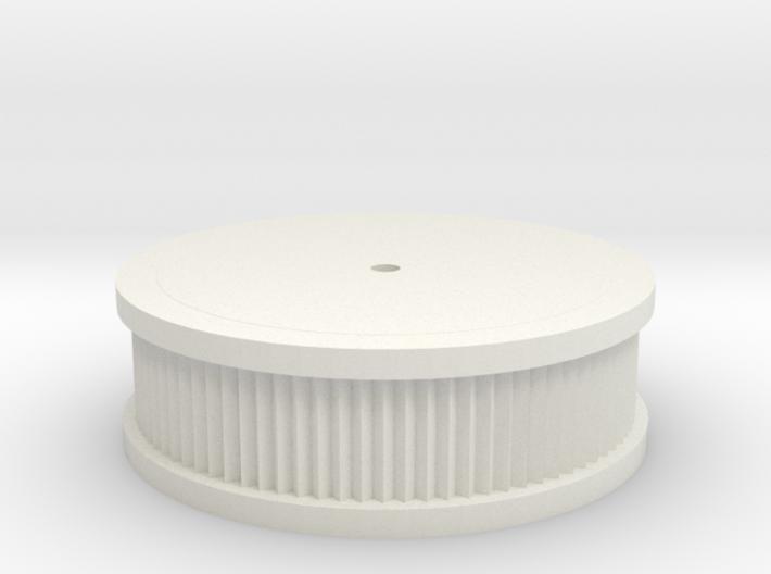 Salvas Mudboss Air Cleaner Flat Top 3d printed