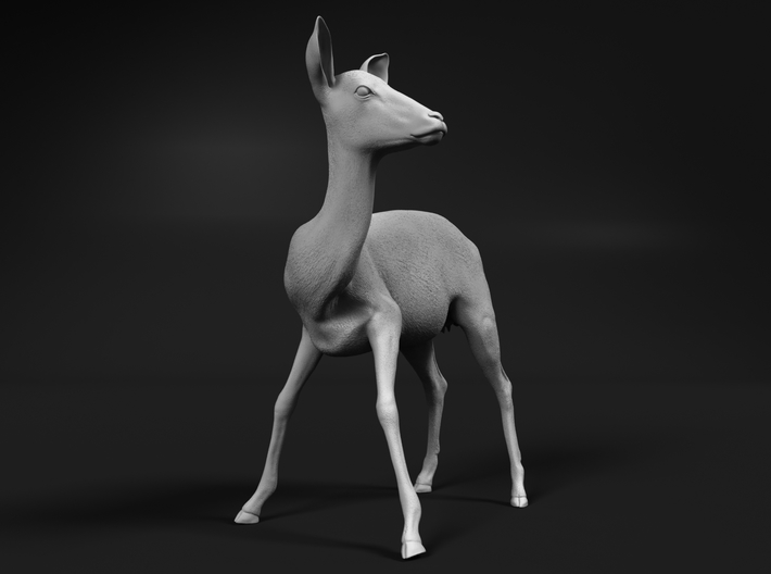 Impala 1:76 Watchful Female While Drinking 3d printed