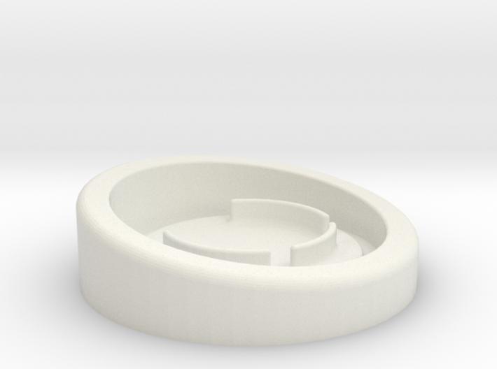 Canary 1 Light Ring Blocker 3d printed