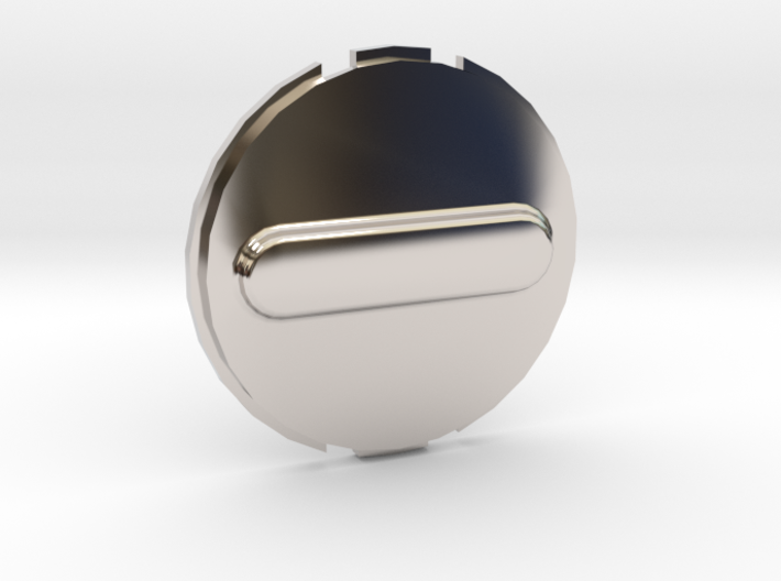 Canary 1 Privacy Cover Lens Cap 3d printed
