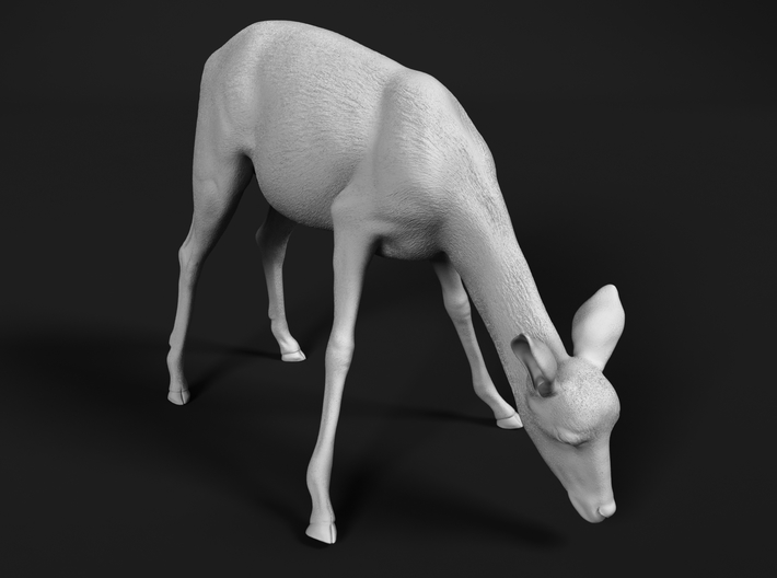 Impala 1:72 Drinking Female 3d printed