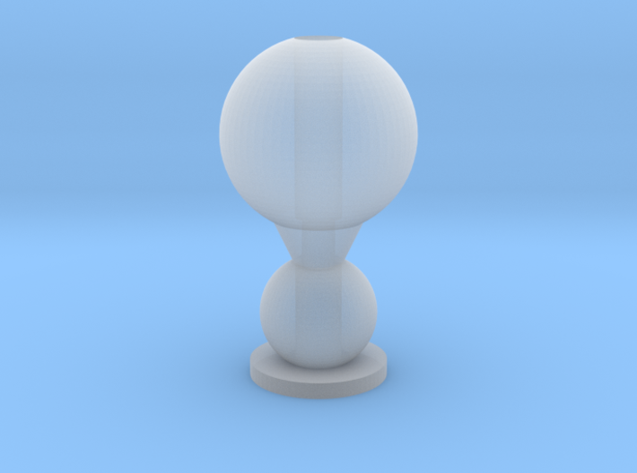 Planet shade 3d printed