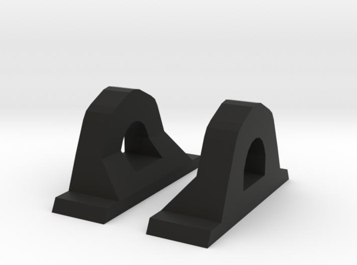 Micro Fan Side Mounts 3d printed