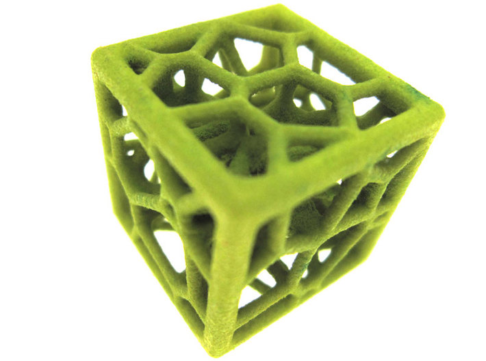 Boney Cube - core only 3d printed