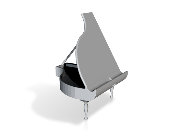 Piano Holder for Handy 3d printed
