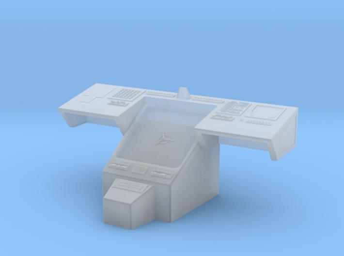 Bridge - Helm Nav Station 48 3d printed