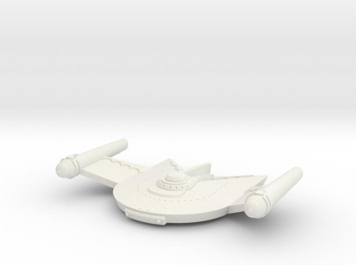 3125 Scale Romulan Vulture Dreadnought Mon 3d printed