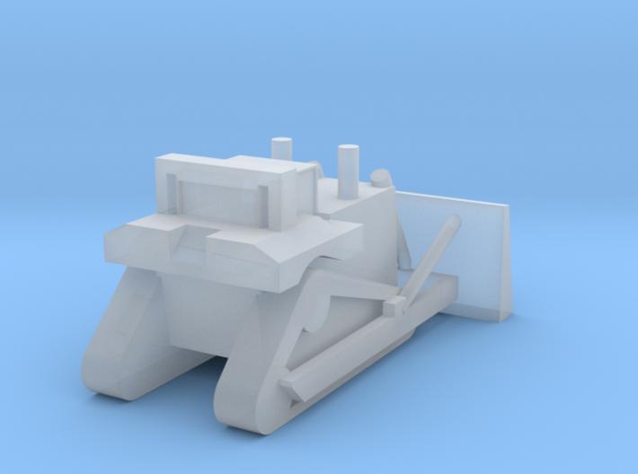 CAT D11T Bull Dozer 3d printed
