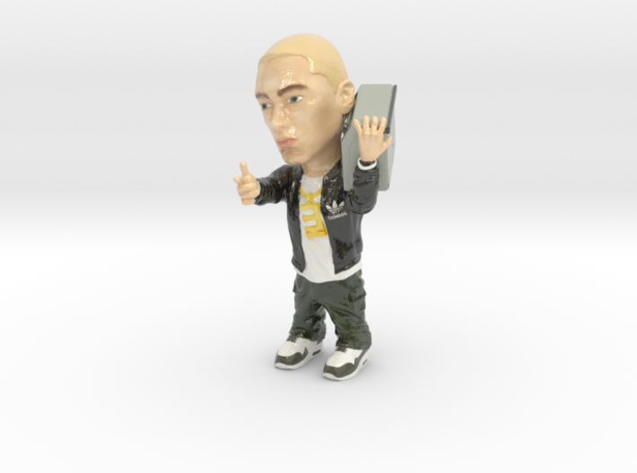 Eminem 3d printed