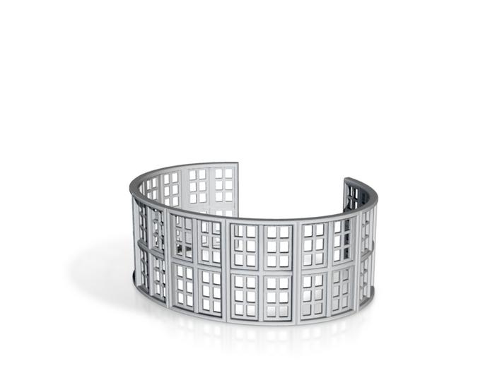 SMK Vilhelm Hammershøi Bracelet 3d printed