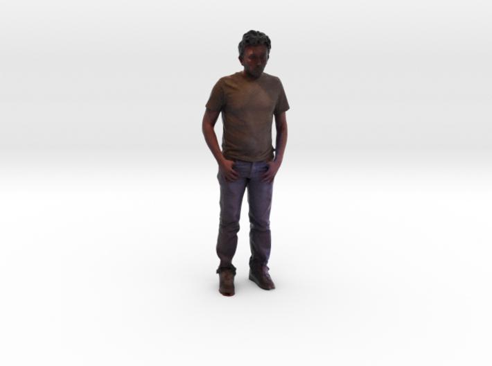 Saki Figurine 3d printed
