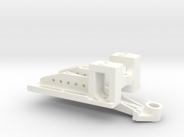 Puente Delantero Slot 1:24 modelo 360 3d printed