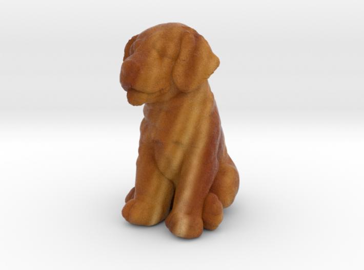 URNS Labrador Puppy 2mm 3d printed