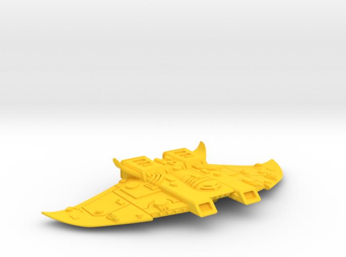 Protectorate Defender MK I, Battlefleet Cruiser se 3d printed