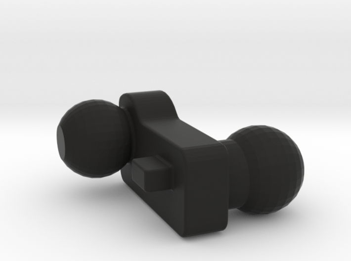 Left arm joint, Warbotron WB-03F Master(Grimlock) 3d printed