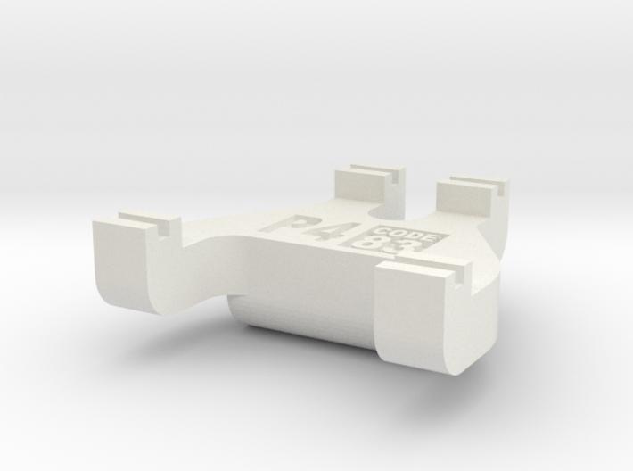 Protofour Track Gauge - Code 83 3d printed