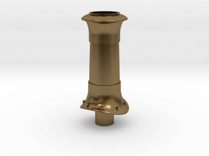 7mm Scale - NSWGR H Class Funnel 3d printed