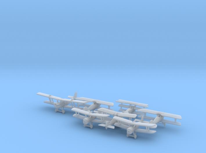 1/350 ICOG starter pack 3d printed
