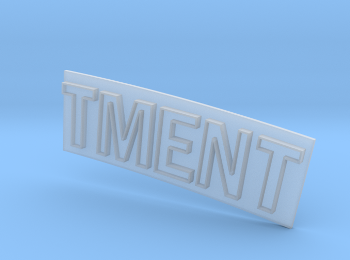 TMENT 3d printed