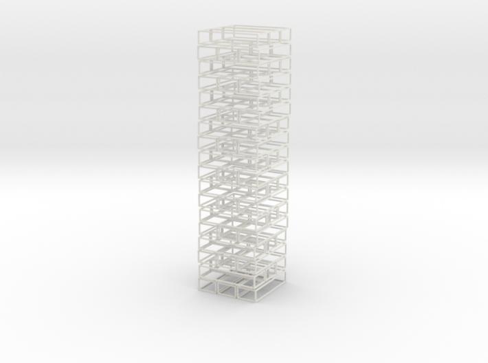 Void Jenga 3d printed