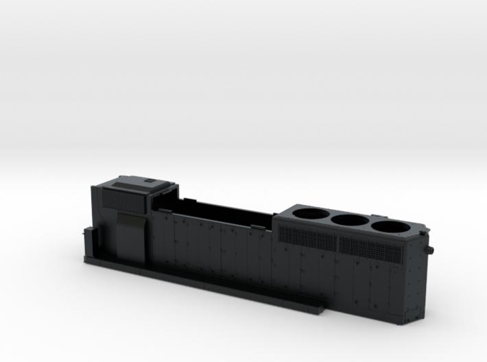 CP 5718-5777 Rebuilt SD40-2 1/87.1 3d printed