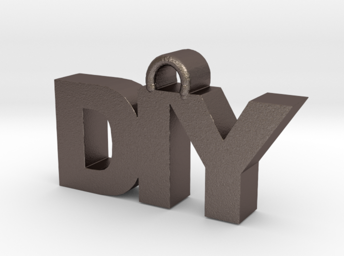 DIY Necklace 3d printed
