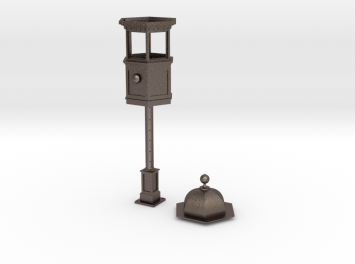 LARy Jct Tower 3d printed