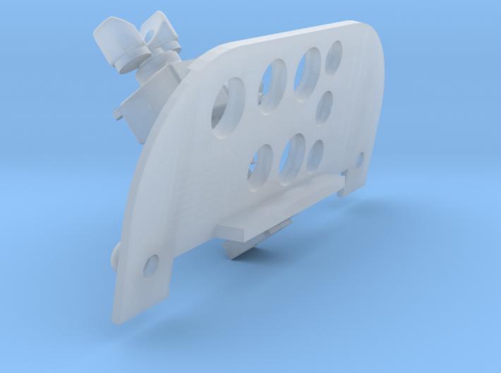 COBRA AERODYNE GUNNER PANELS 3d printed