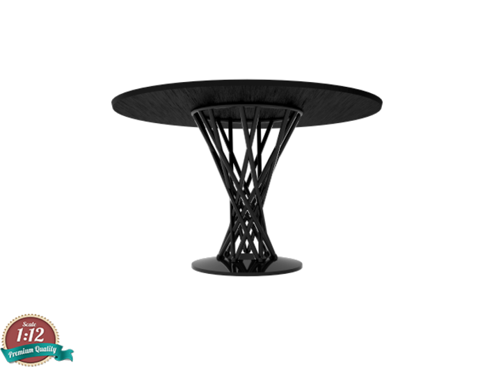 1:12 Miniature Cyclone Dining Table - Isamu Noguch 3d printed 1:12 Miniature Cyclone Dining Table - Isamu Noguch
