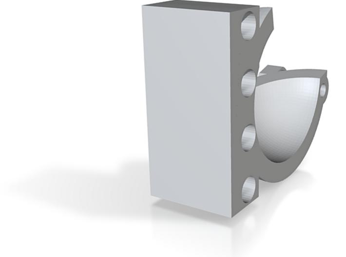 Shoulder Socket Lower (Right) 3d printed