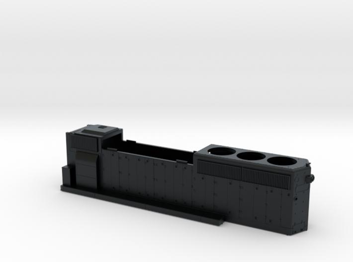 SLSF750-774 GP40-2 HOOD 1/87.1 3d printed