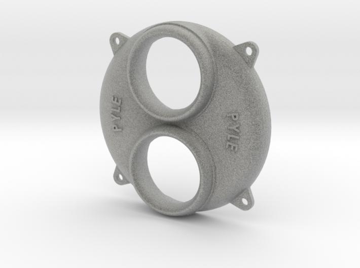 "1.6"" scale SW Pyle Headlight Bezel 3d printed"