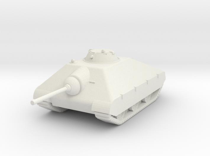 1/144 Porsche Schwerer Kleiner Panzer mit 10cm PAW 3d printed