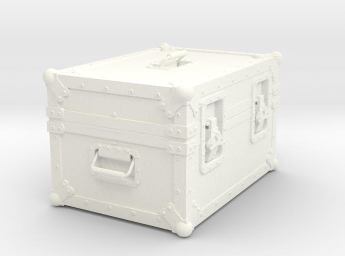 BACK FUTURE 1/6 PLUTONIUM BOX PLASTIC 3d printed