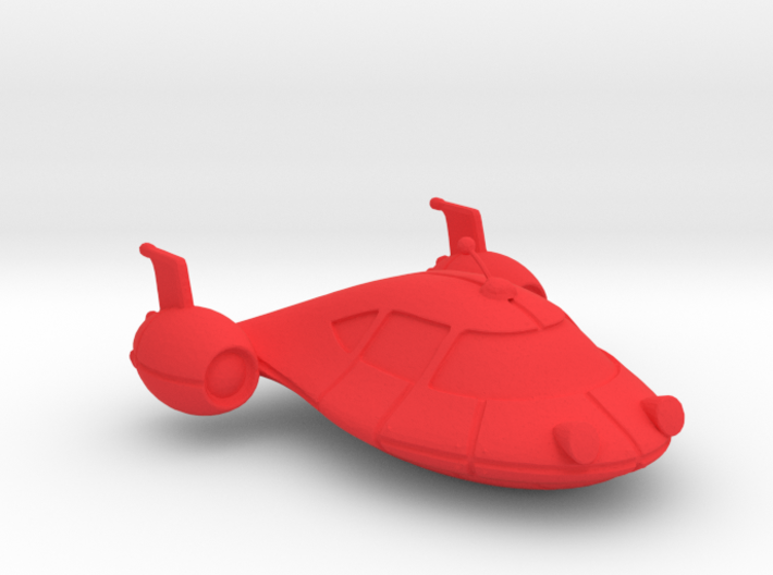 Rocket from Little Einsteins 3d printed