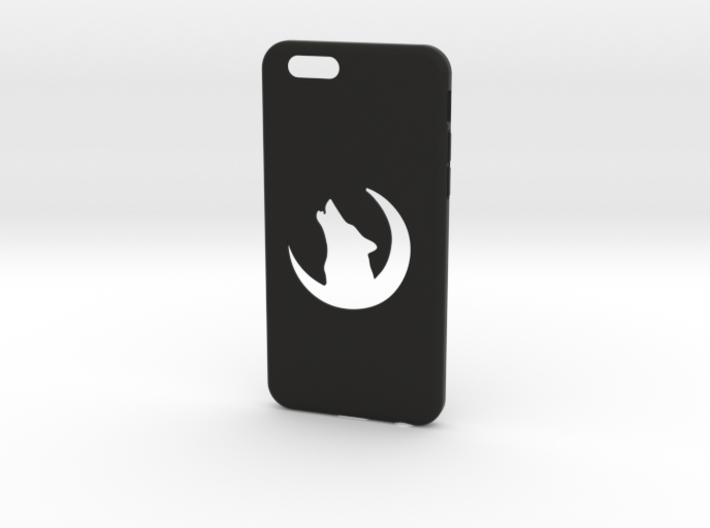 Wolf Iphone 6 Case 3d printed