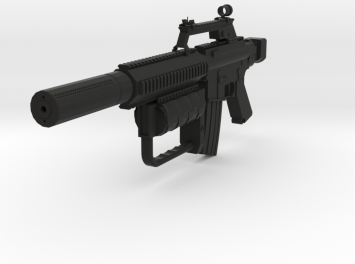 Sydex M4 SMG 3d printed
