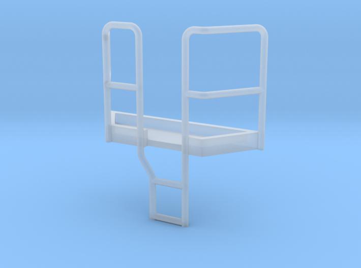 Plattform für Dreiseitenkipper 1:87 3d printed