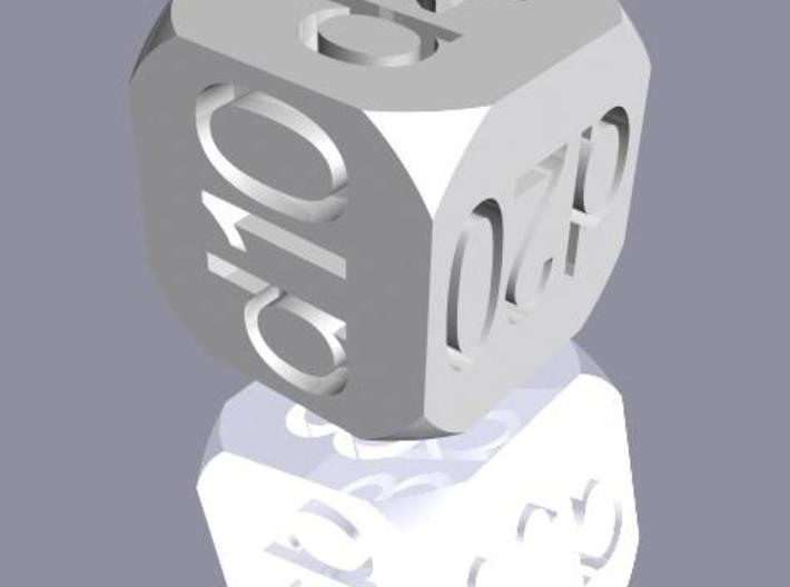 ''Diecider'' Die (D6) 3d printed ''Diecider'' Die (D6) render