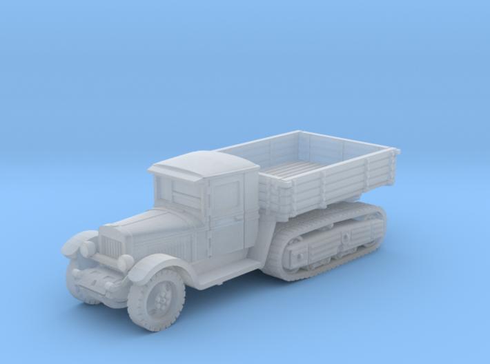 ZIS truck (Russia) 1/144 3d printed
