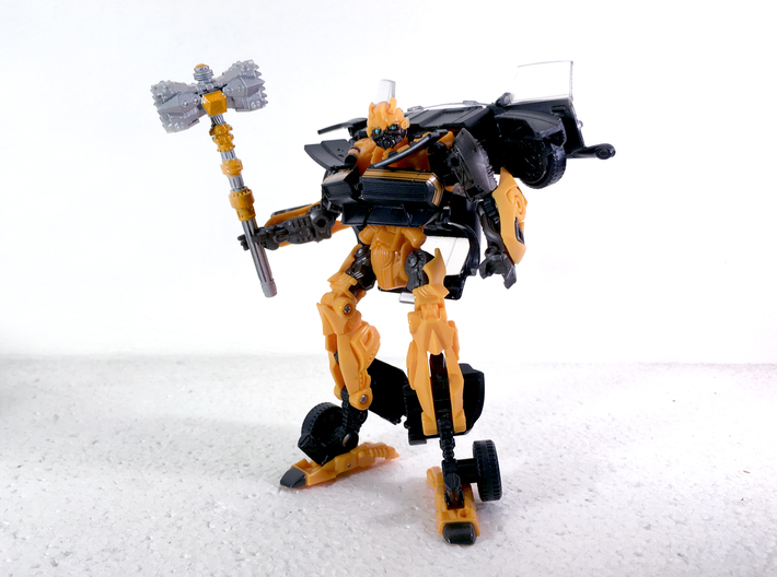 Hammer for Bumblebee (The Last Knight) 3d printed